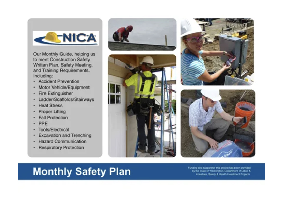 SHIP Funded Monthly Safety Plan - CLICK HERE to download your copy.View the list below to download additional forms and documents.All-new 2020 Monthly Safety plan COMING SOON!