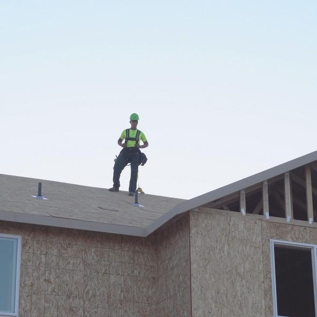 """Our """"Don't Hit the Ground"""" residential fall protection video can be found by searching youtube.com for NICA SAFETY CHANNEL."""