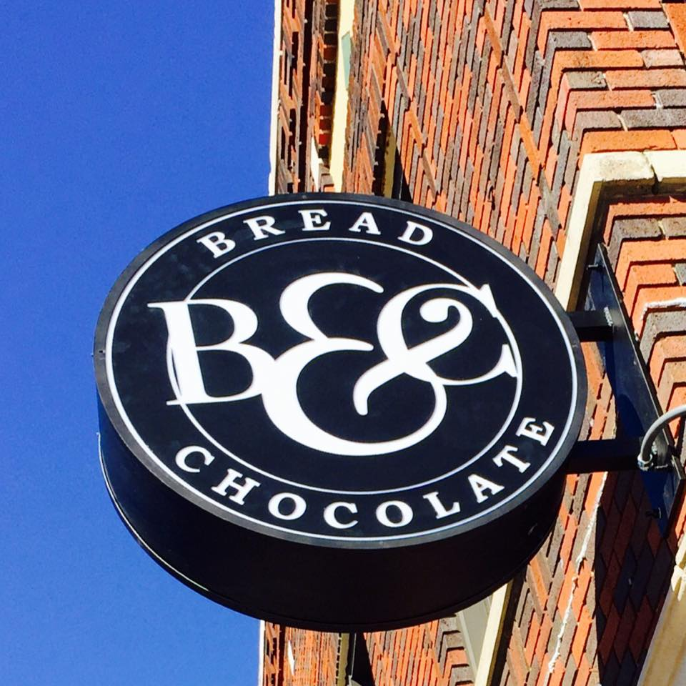 Bread & Chocolate is owned by the Quinn family