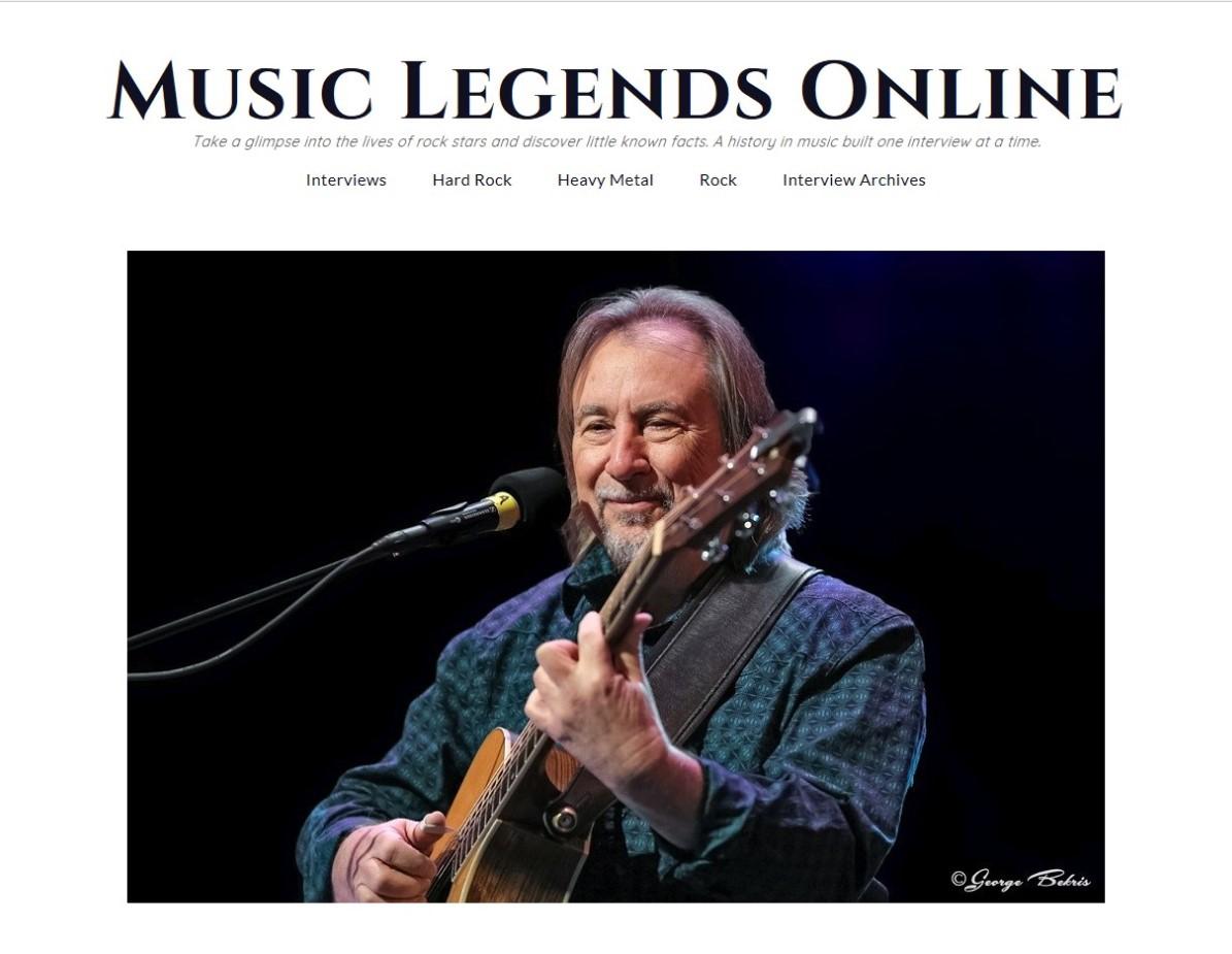 MUSIC LEGENDS ONLINE - March 2019