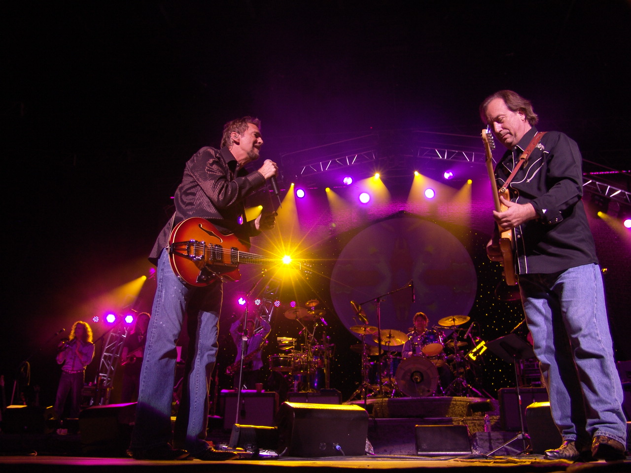 Loggins & Messina's  Together Again  Tour (2009)
