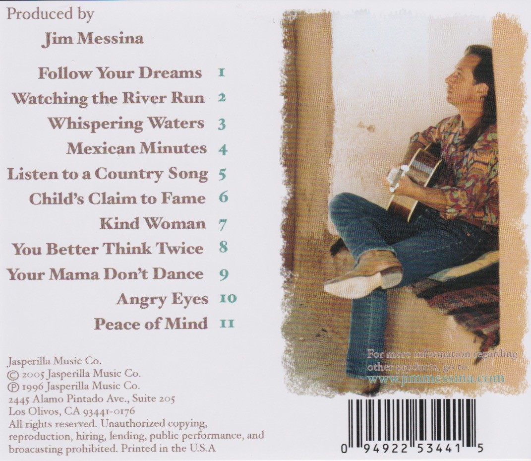 "SONG LIST FOR ""WATCHING THE RIVER RUN - REVISITED"""