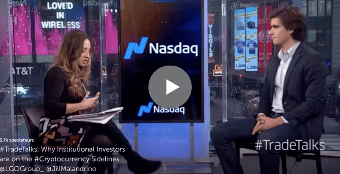 Hugo Renaudin at Nasdaq