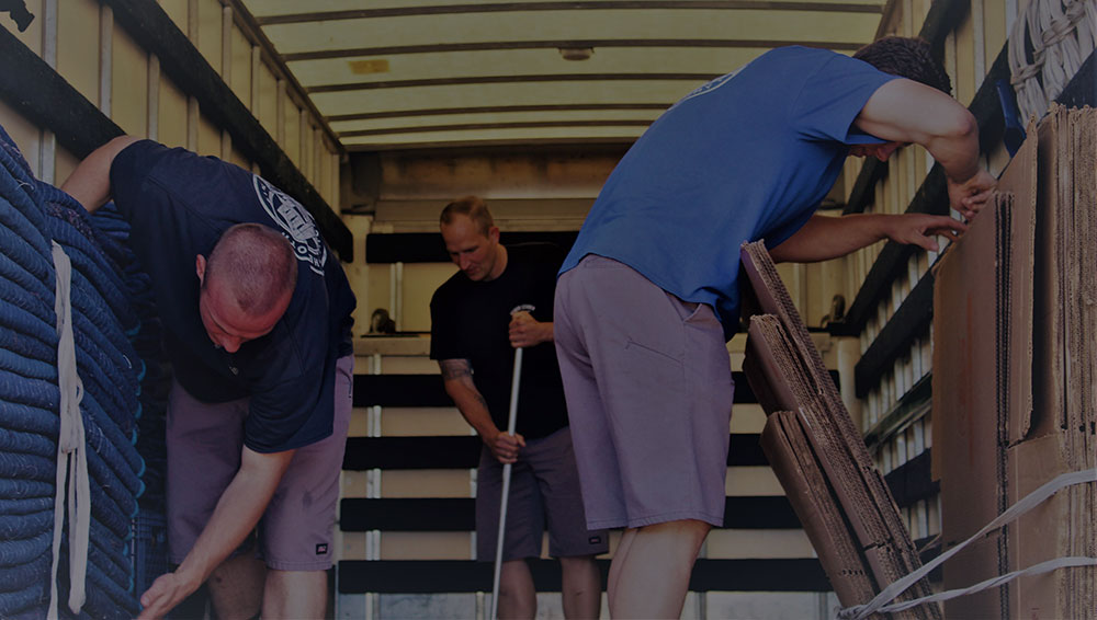 """- """"Completely blown away by how easy these guys made my move. Extremely punctual, easy to work with, and FAST. I was moving from a 3rd floor apartment and these guys hustled up and down the stairs the entire move. On top of everything, they were professional and courteous.""""~ Miles S."""