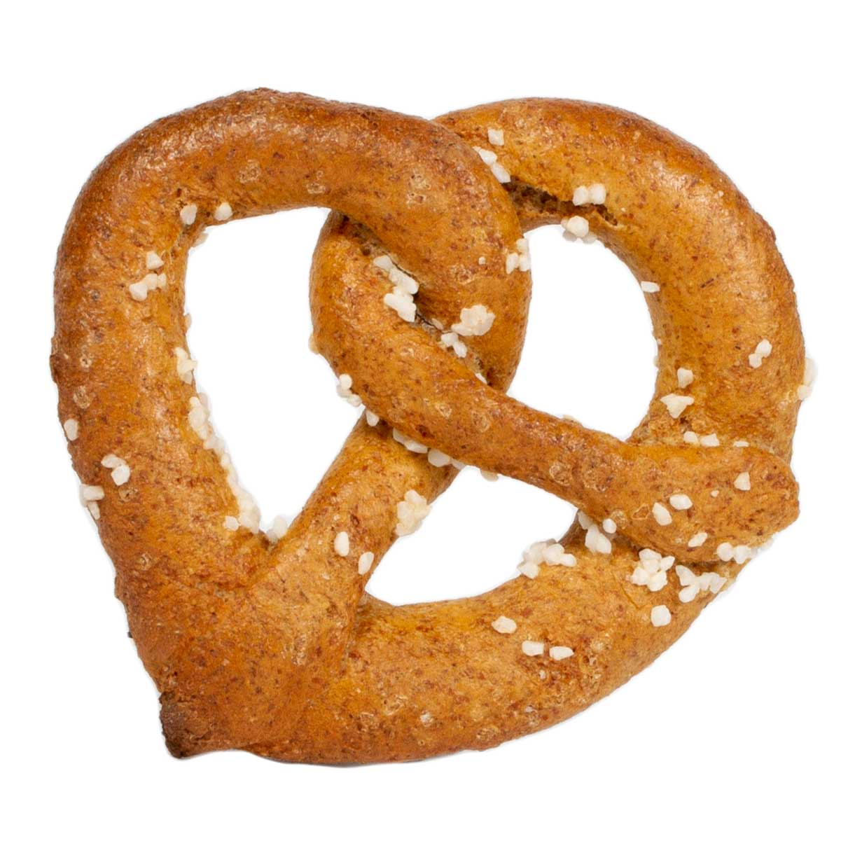 Whole Wheat Pretzel