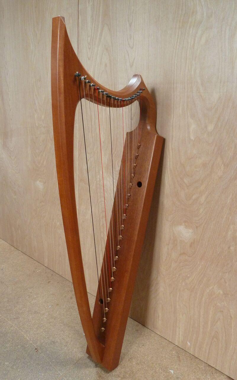 1. Mahogany (82cm)