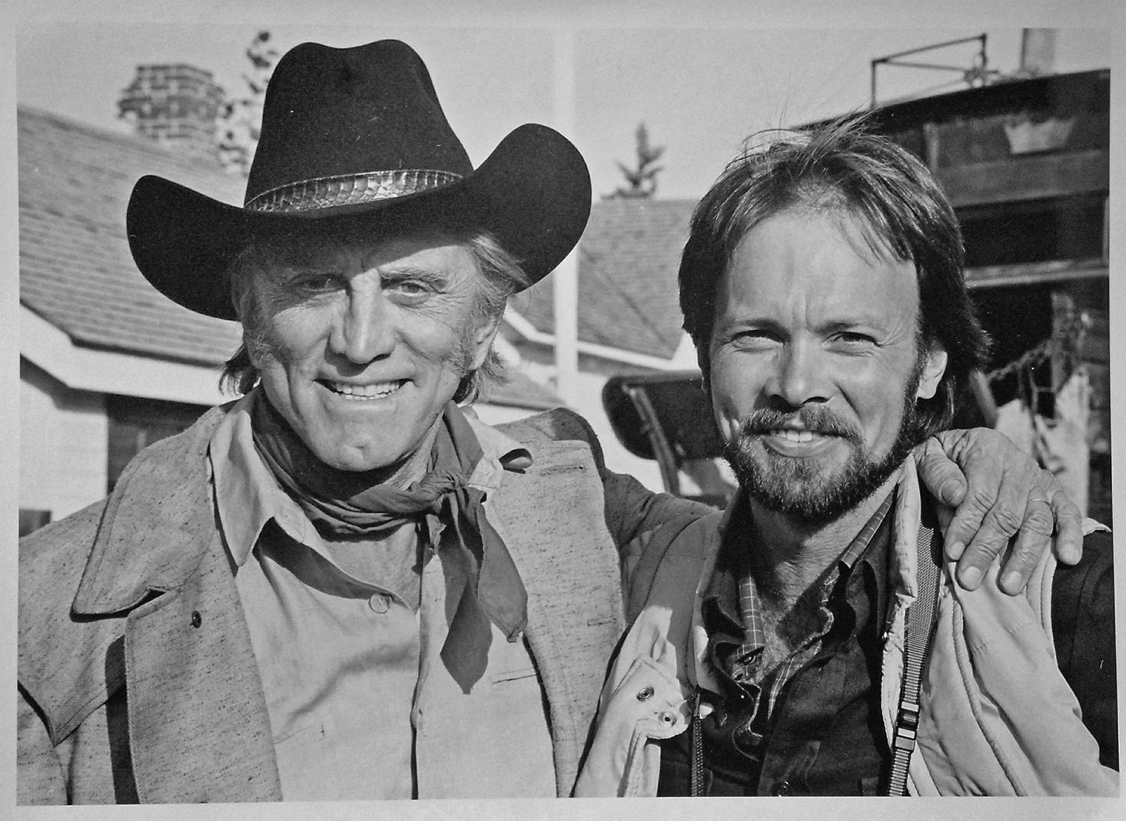 Kirk & Doug 1983.jpg
