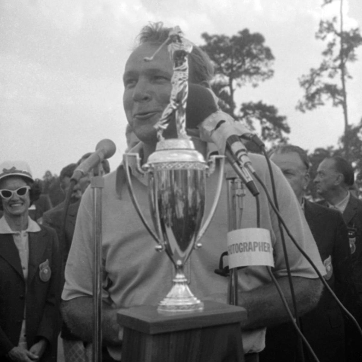 Arnold Palmer, 1971 Florida Citrus Champion