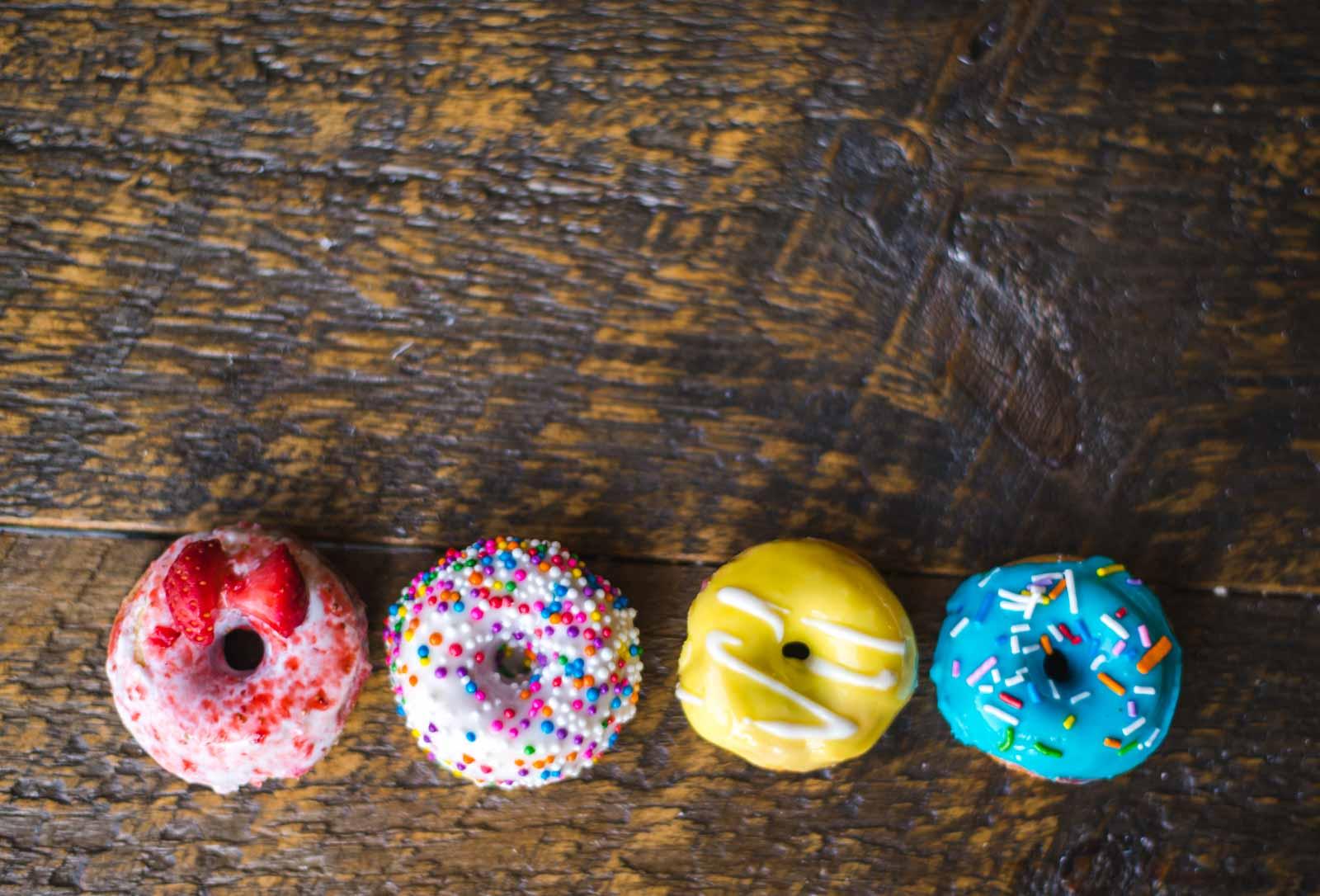 Darling Donuts Hamilton Gourmet Mini Food Head Shots Aidan Hennebry Hamilton Photographer Videographer Small Businesses Corporate-13.jpg