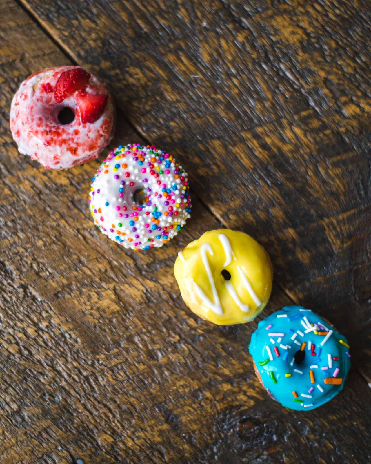 Darling Donuts Hamilton Gourmet Mini Food Head Shots Aidan Hennebry Hamilton Photographer Videographer Small Businesses Corporate-14.jpg