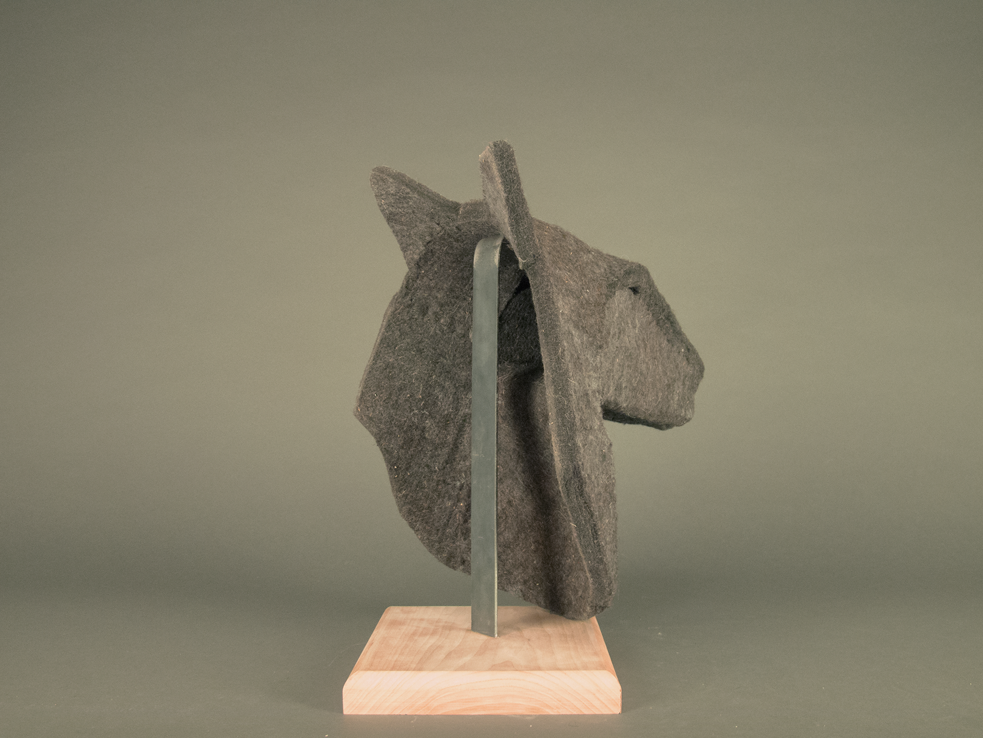 Shadow Mask: Horse-Wolf, 2013
