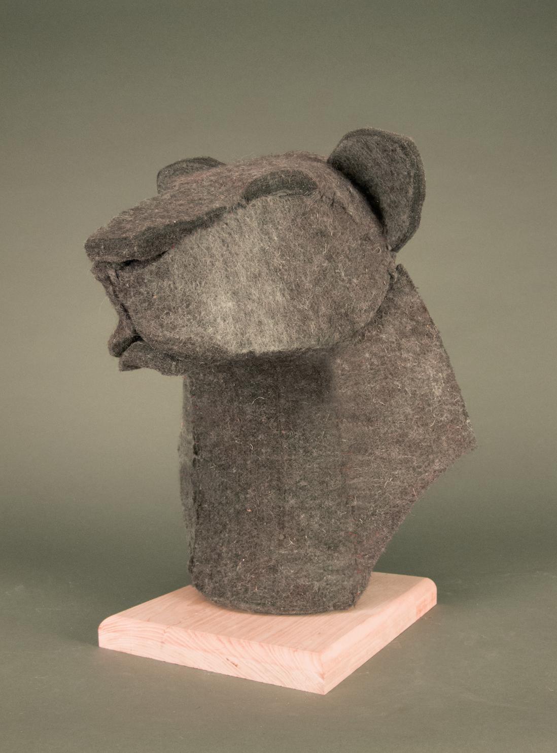 TransFormation Mask, Lion, 2013