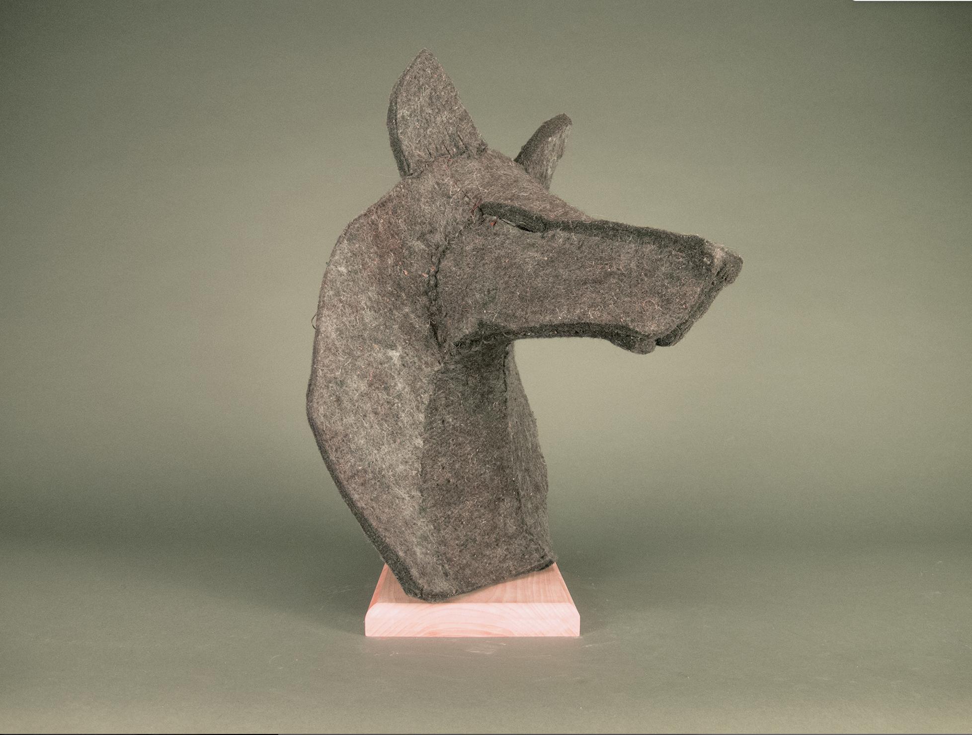 Shadow Masks, Horse Wolf, 2013