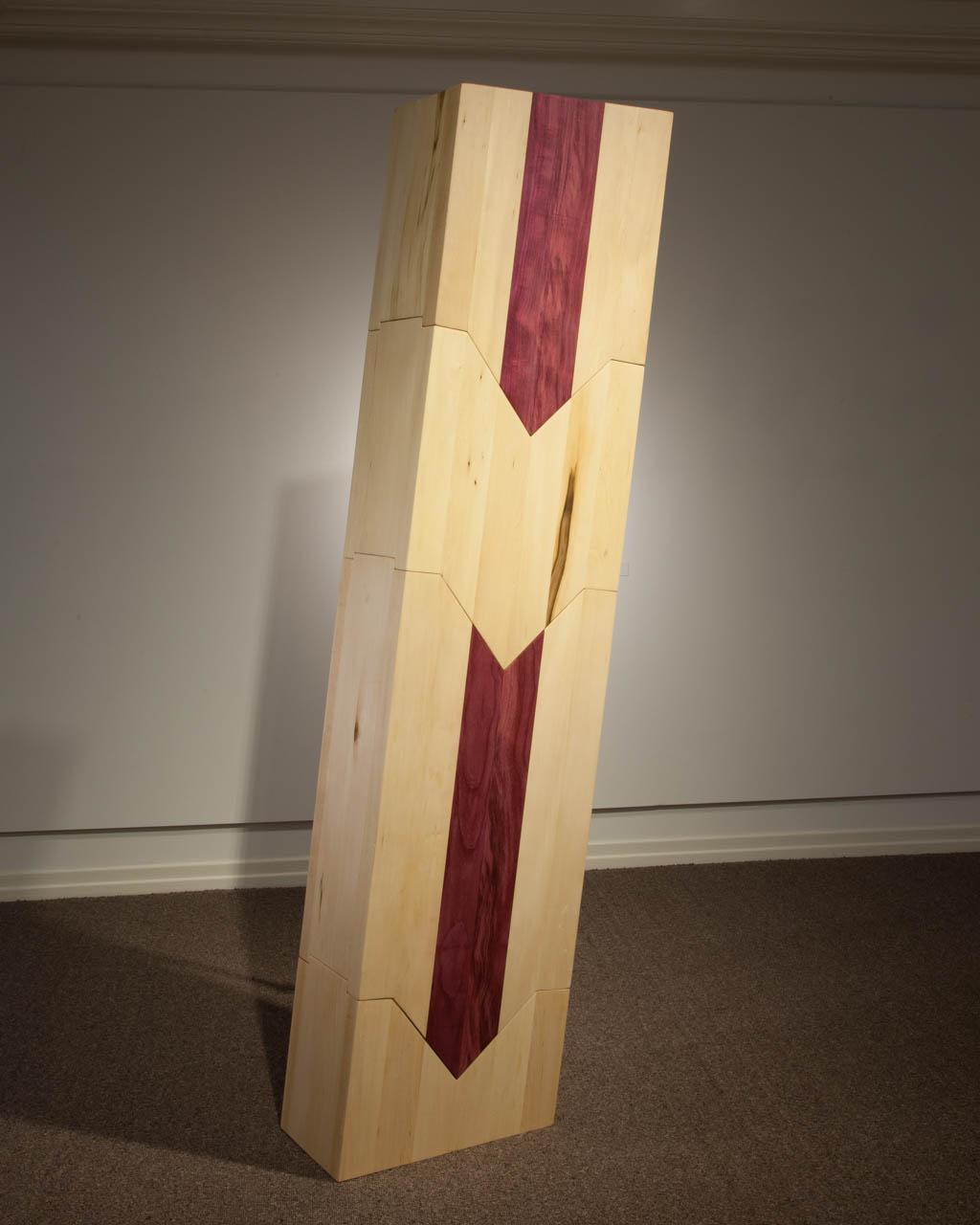 Totem for Diagonal Resistance, 2018