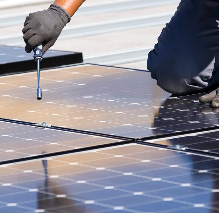 Solar Panel Installation Columbus Ohio Businesses