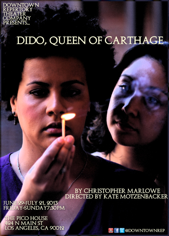 Dido, Queen of Carthage - CHRISTOPHER MARLOWE (2013)