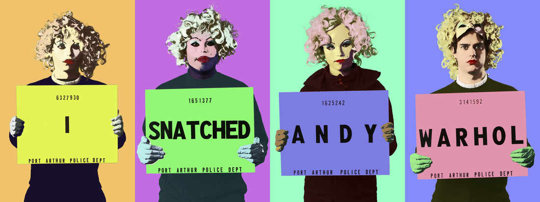 I Snatched Andy Warhol - A film by Devon Armstrong (2014)