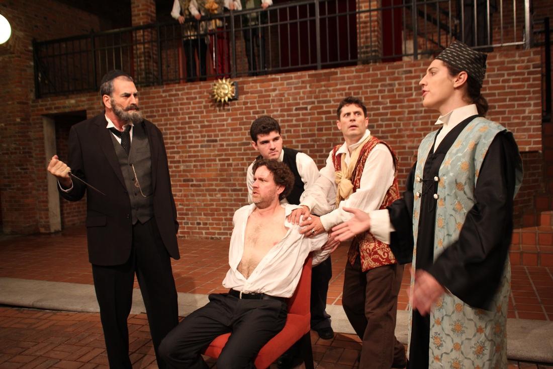 The Merchant of Venice - Directed by Ivan Rivas