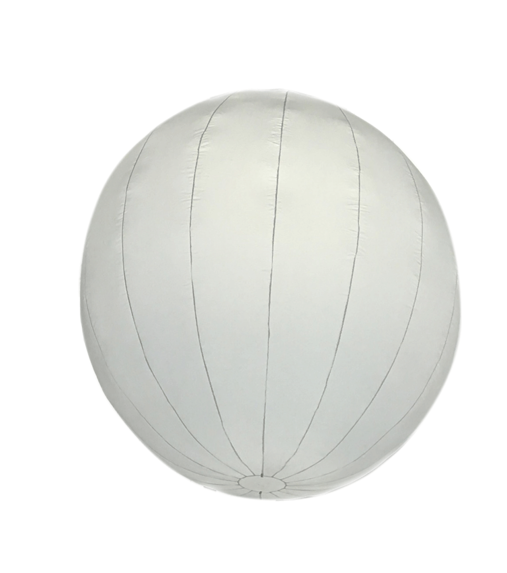 Spheres - Spheres are our classic, elegant design that transform a large space or accent intimate areas with color and drama, day or night. Perfect for formal or chic events. Great for projections and branded messages.✓ Temporary branding for rented Inflatables✓ Custom dress: bring us your fabric!✓ RGB LED lights, DMX compatible