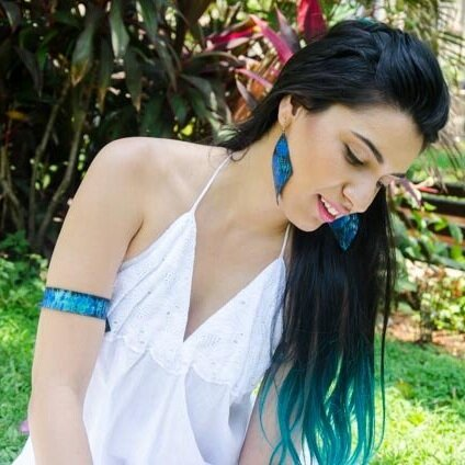 SONYA VAJIFDAR - From a Eco brand owner to a sustainable fashion and beauty blogger my audience comprises of people who love the ethical way of lifeBased In: India