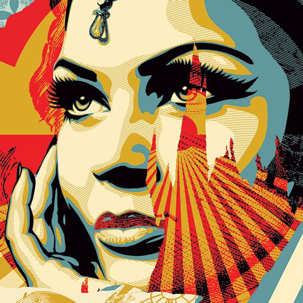 Shepard Fairey - @obeygiant