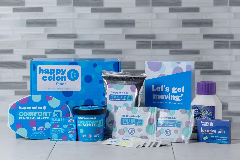 Happy Colon Foods Prep Kit