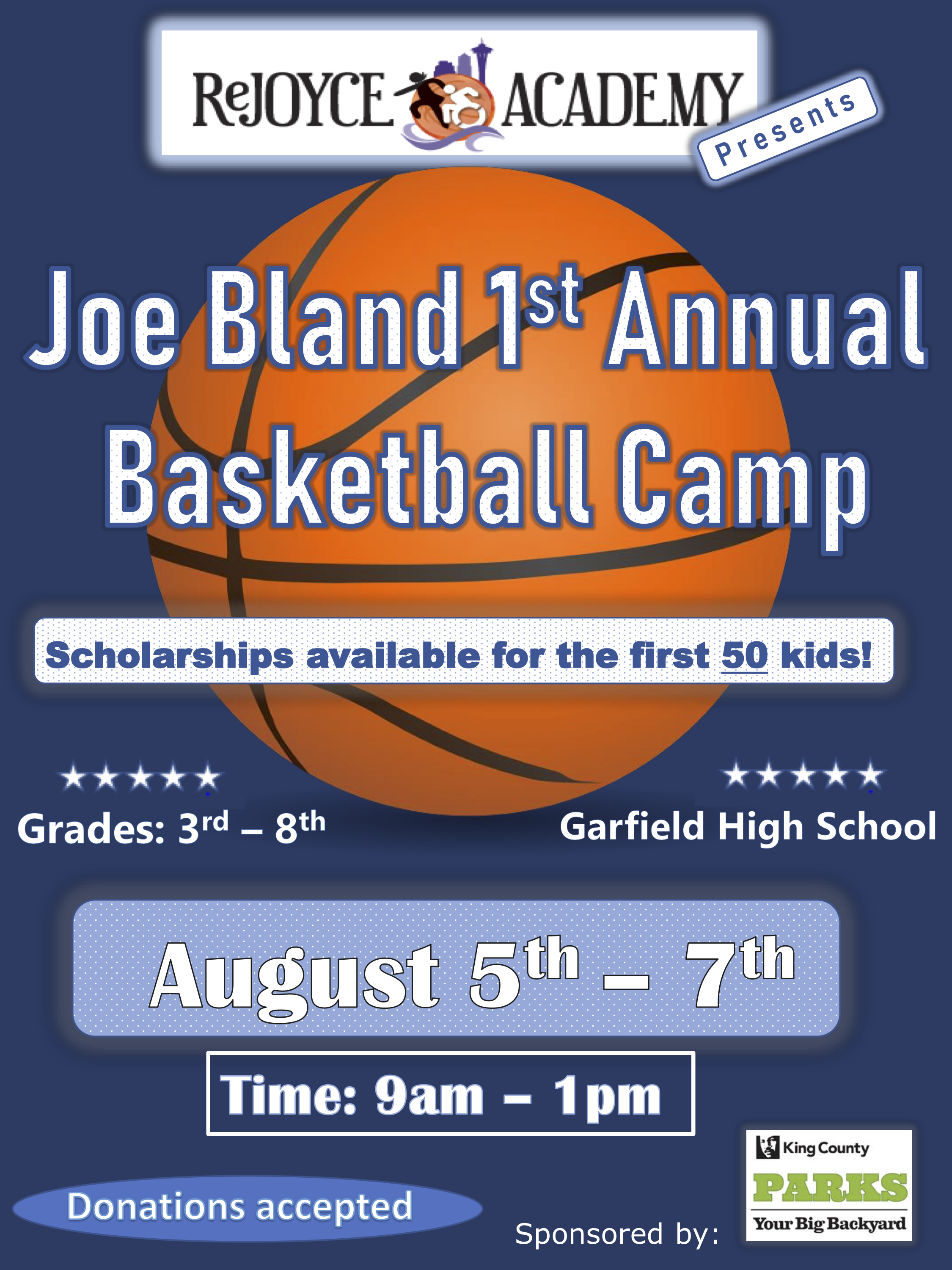Joe Bland 1st Annual Basketball Camp Flyer.png