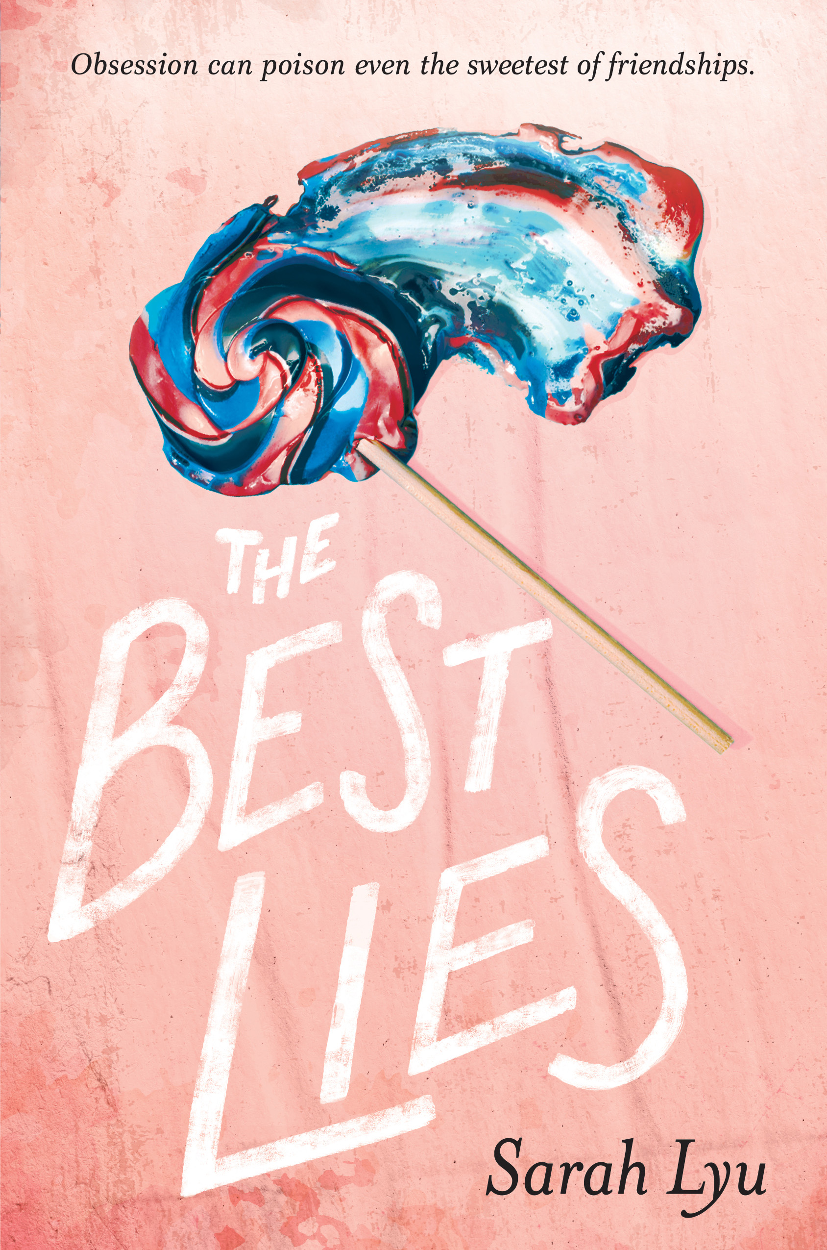 The Best Lies  cover