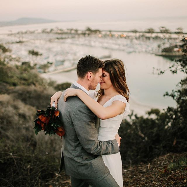 Erin + Jason | Dana Point Harbor ⛵️