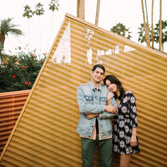 Engagements at The Saguaro with Ross + Adryella 🧡🎨