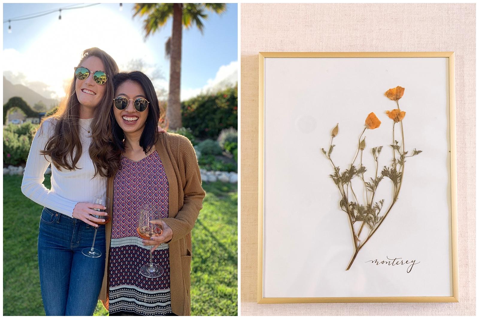 Emily-Werk-Kristine-Farnum-Pressed-Blooms-Phoenix-Feathers-Calligraphy