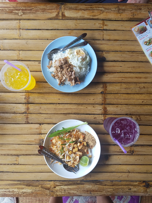 Lunch in Thailand, 2018