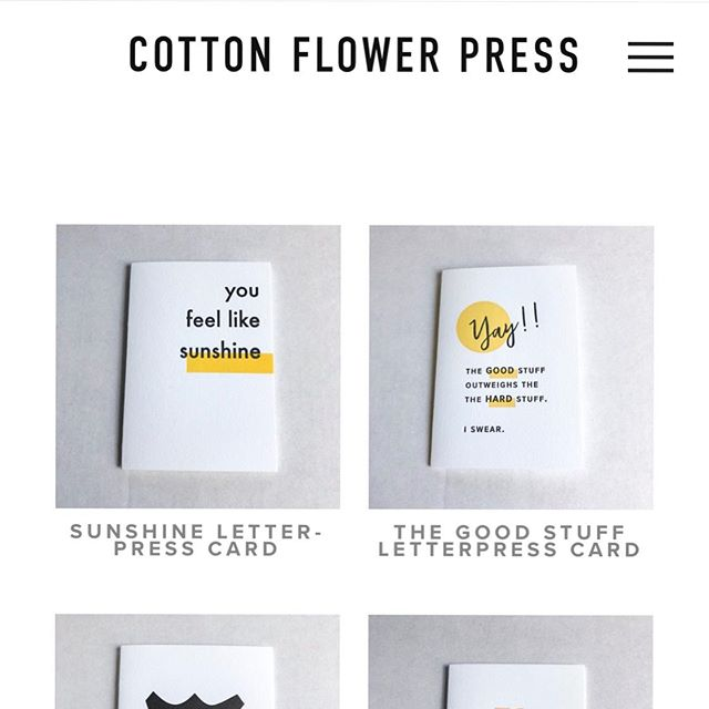 Adding cards to our shop daily! Stop by our site and learn more about custom and wholesale opportunities.  We can't wait to work with you.