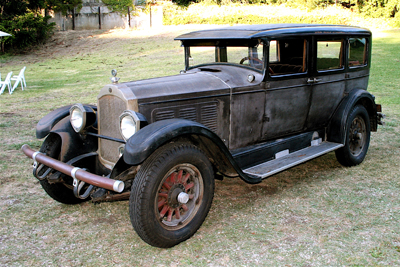 1928 Willys Knight Model 66A