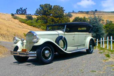 1930 Pierce Arrow Model A