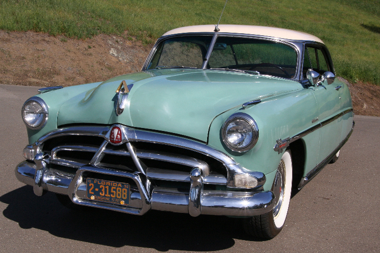 1952 Hudson Hornet Hollywood Hardtop