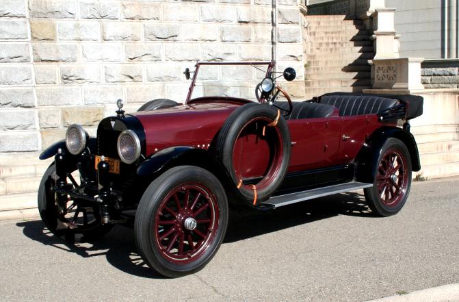 1921 Hudson Super Six Speedster