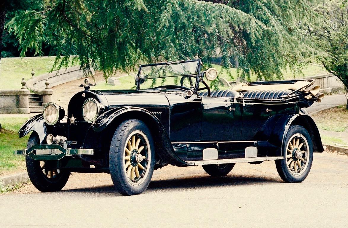 1922 Cadillac Type 61 Phaeton