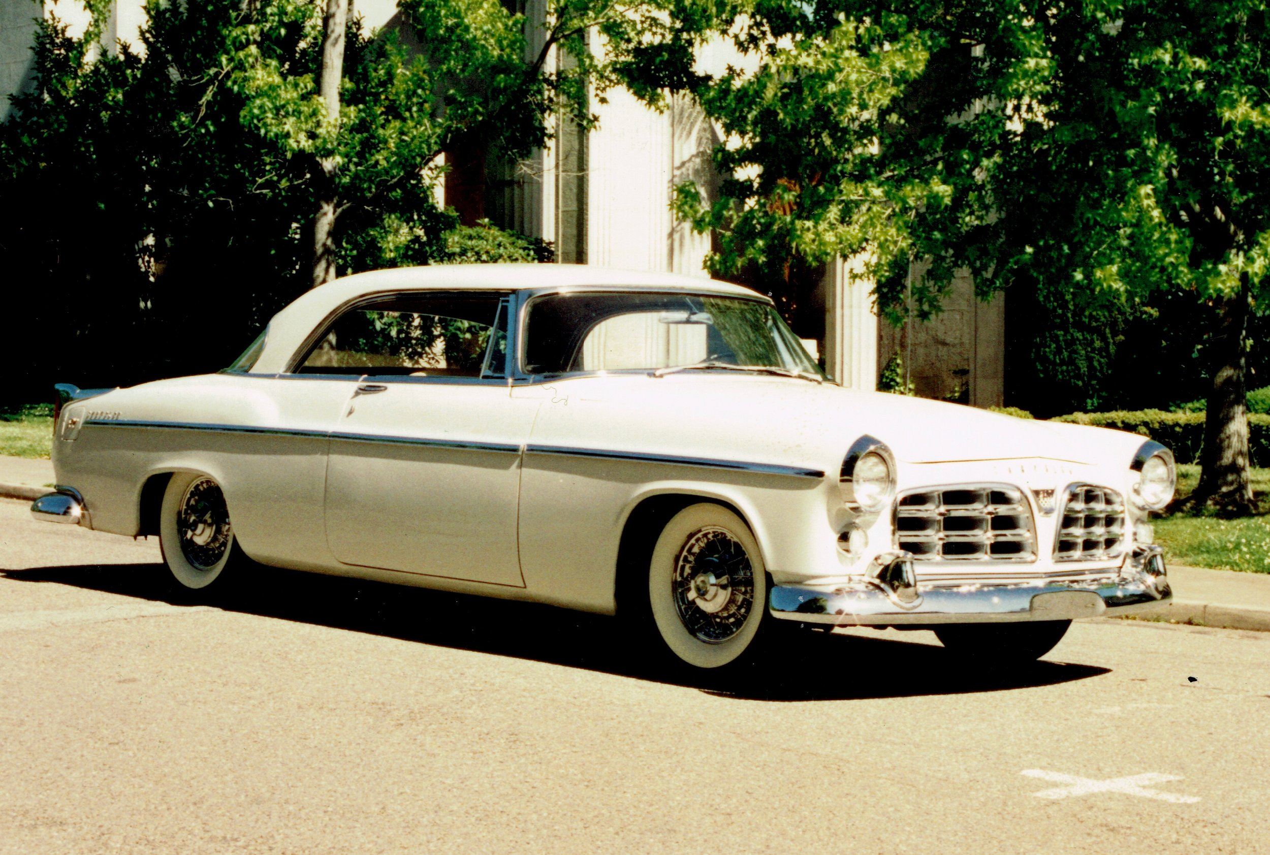 1955 Chrysler C300 Coupe