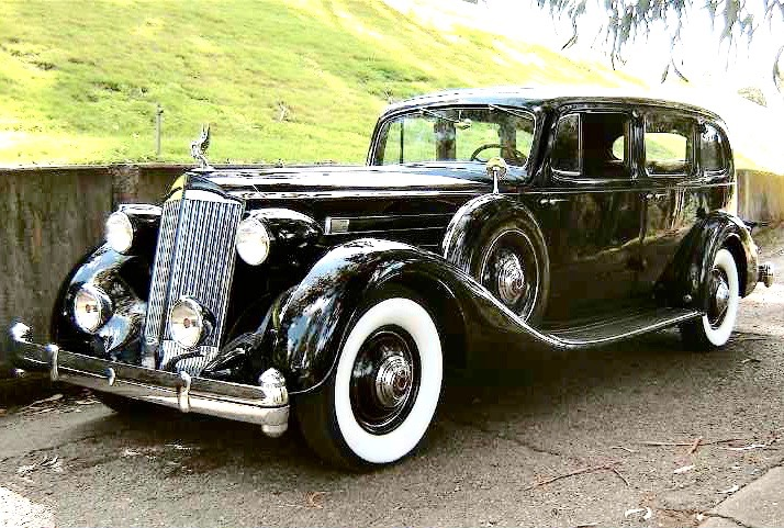1936 Packard Twelve Limousine