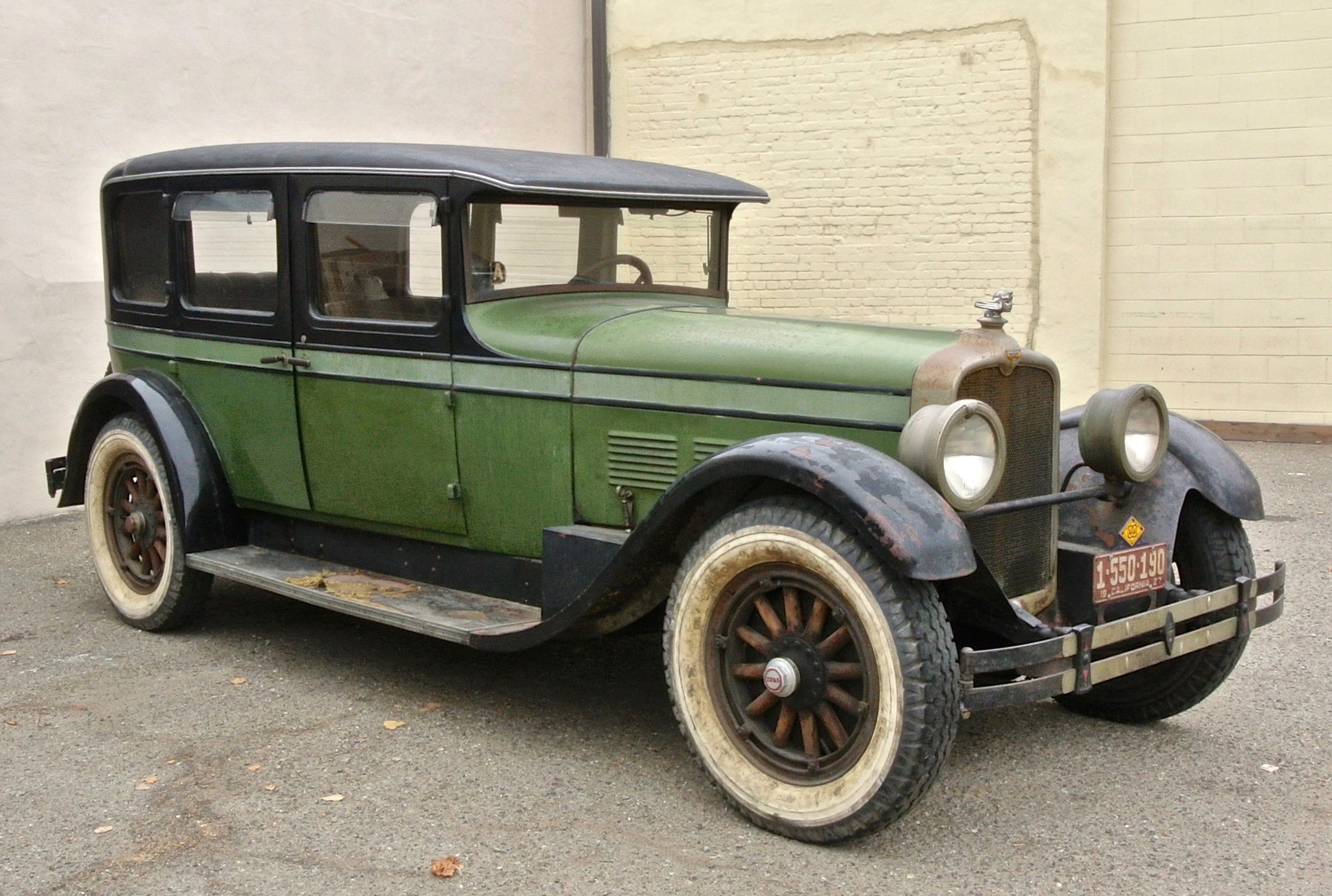 1927 Stutz AA Sedan