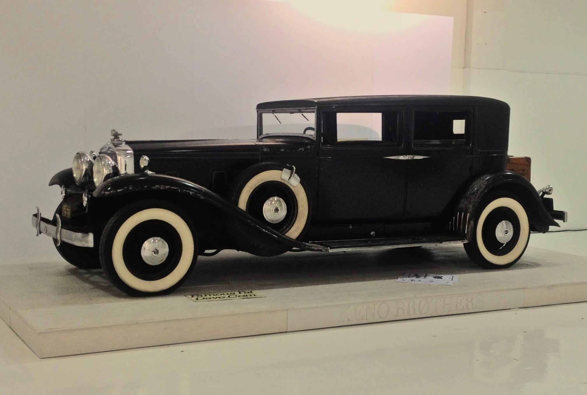 1932 Stutz DV-32 LeBaron Sport Sedan
