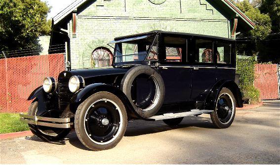 1924 Hudson Super Six