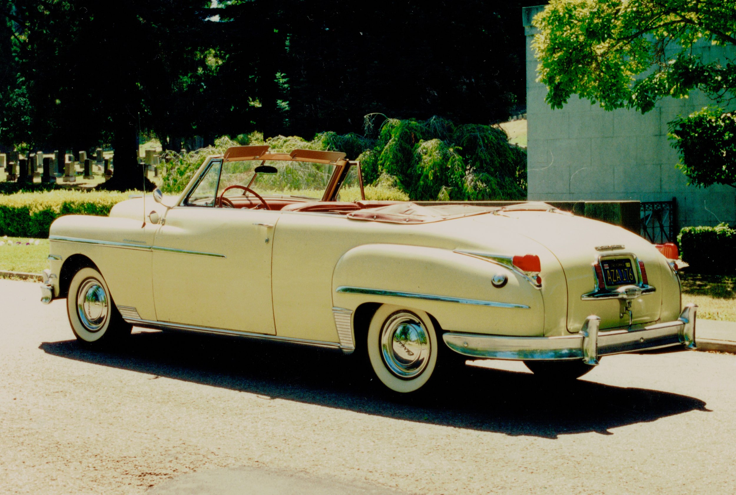 1949 Chrysler Windsor Highlander Convertible