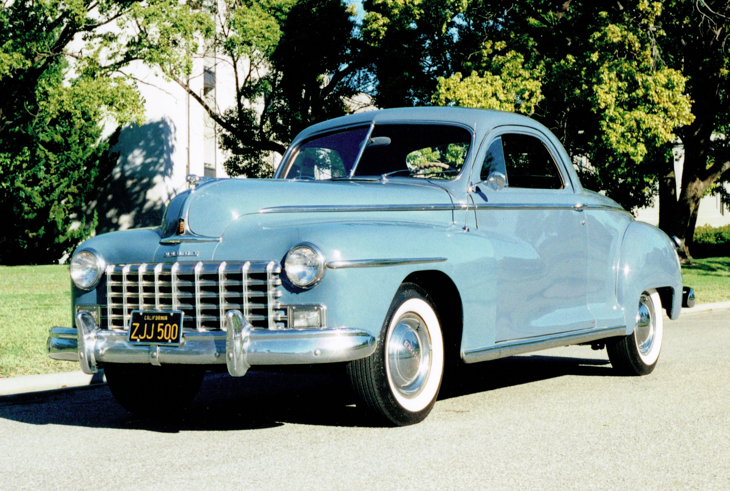 1948 Dodge Deluxe Business Coupe
