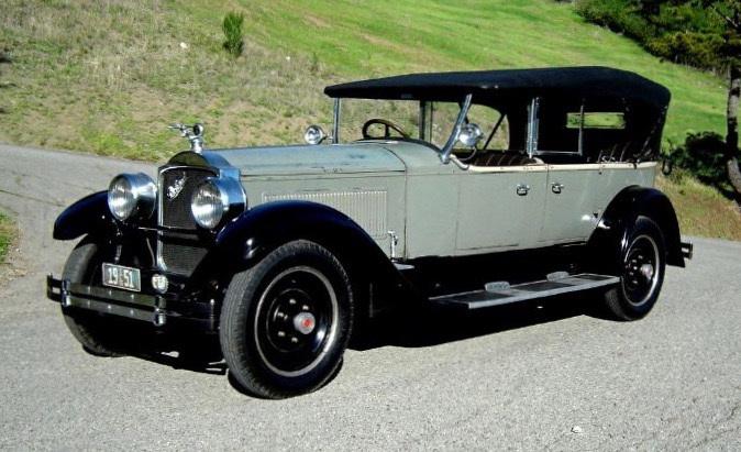1926 Packard Eight 243
