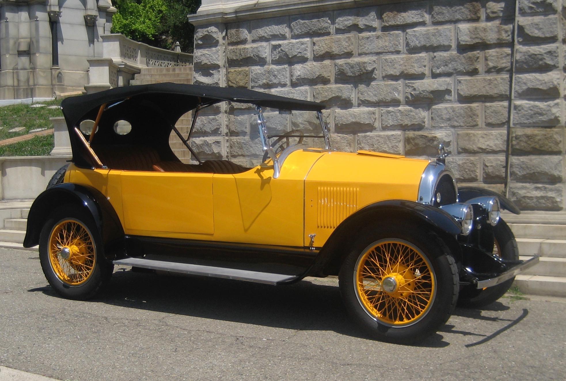 1920 Kissel 6-45 Cloverleaf Roadster