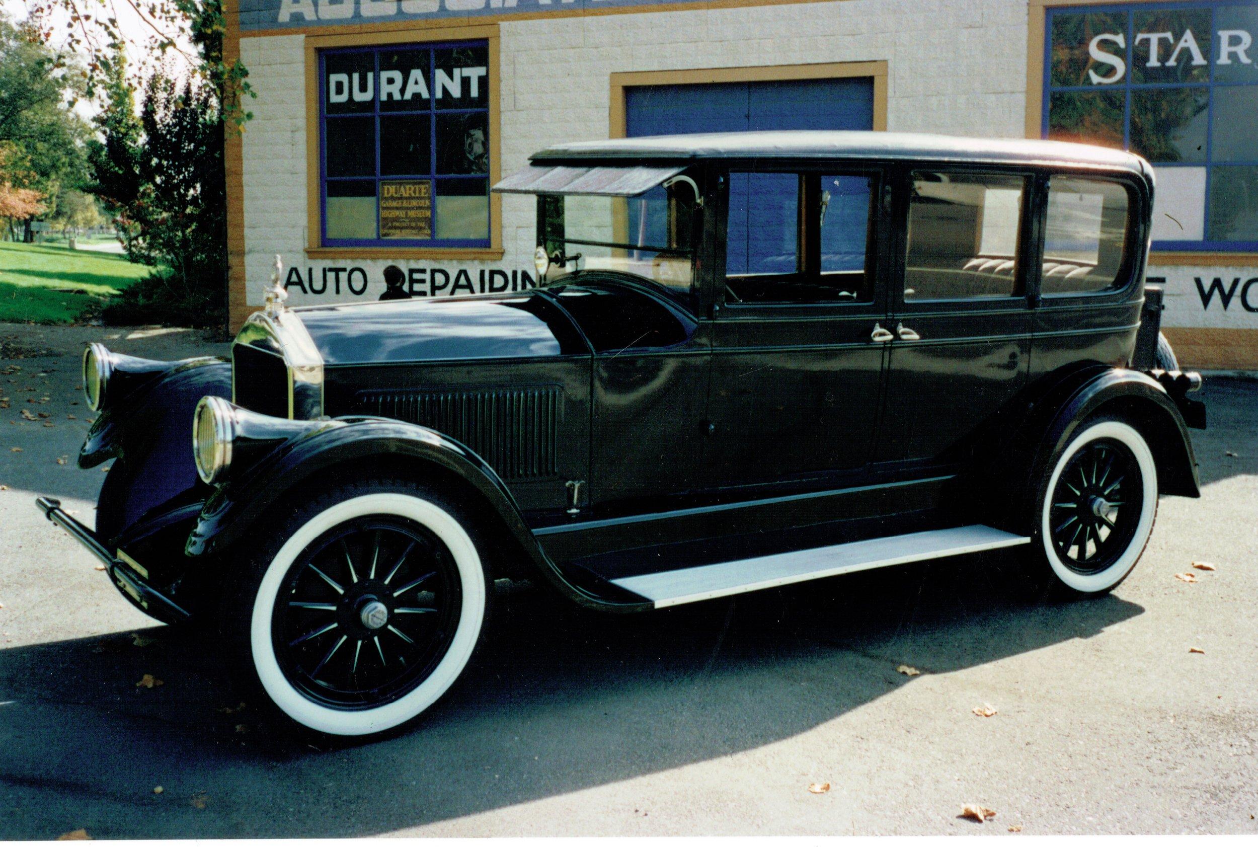 1925 Pierce Arrow Model 80