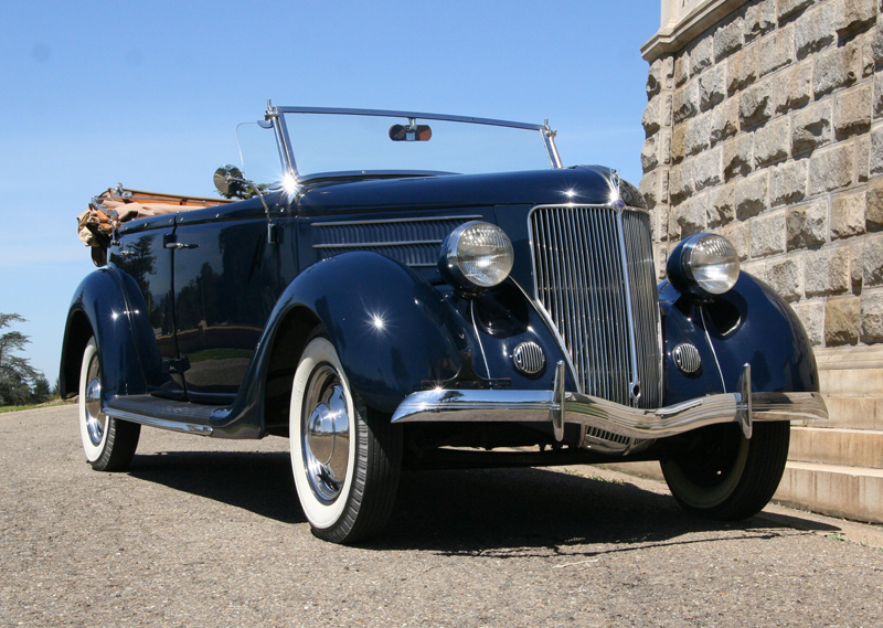 1936 Ford Deluxe Touring