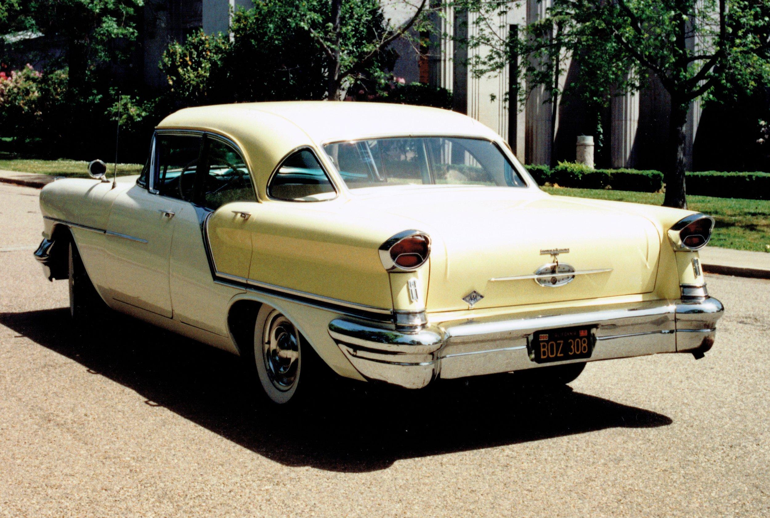 1957 Oldsmobile Super 88 Hardtop